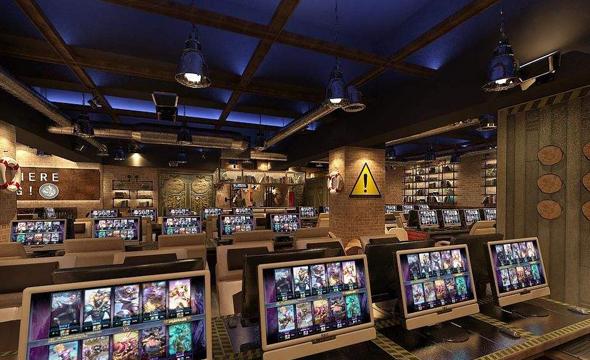 i-cafe Gaming pc Case